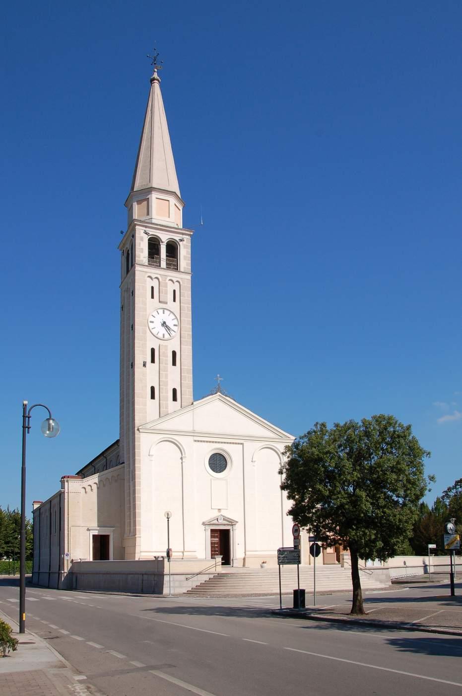 Mansuè - Chiesa